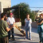 1er cours de permaculture de Tunisie