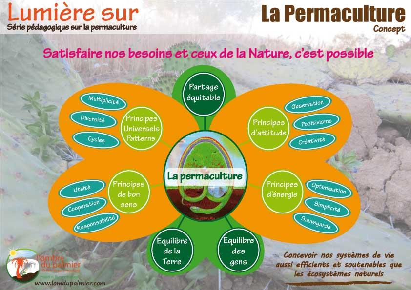Affiche permaculture définition