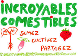 Incroyables comestibles