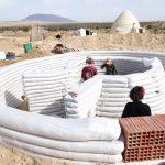 Hammam superadobe Tunisie
