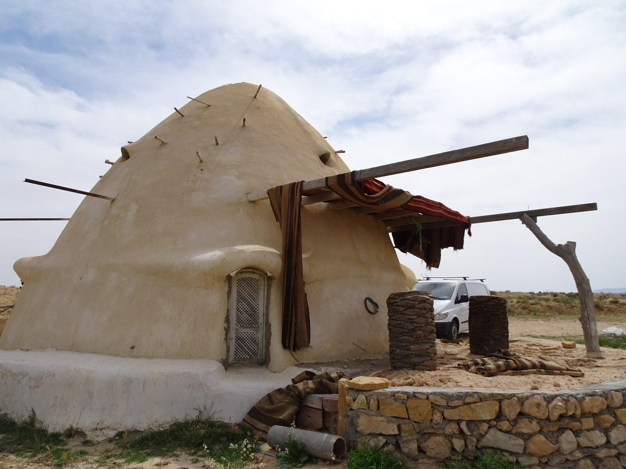 PDC L'ombre du palmier Tunisie permaculture
