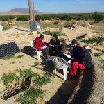 formation permaculture à L'ombre du palmier
