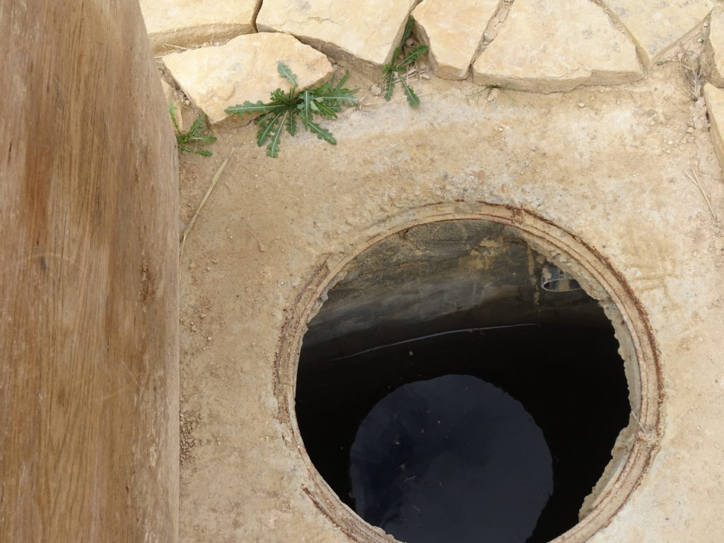 citerne de récupération des eaux de pluie en ferrociment Tunisie