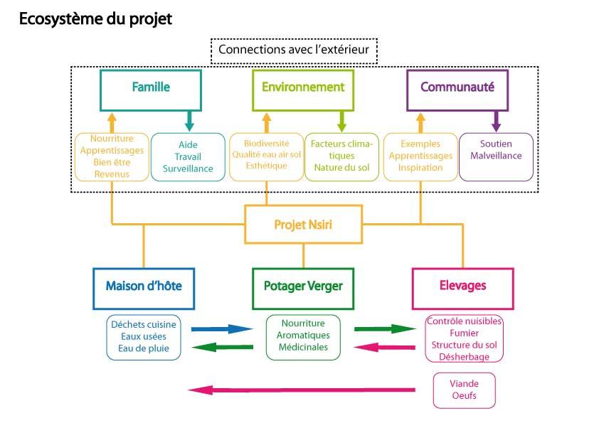 Design permaculture Sidi Bouzid