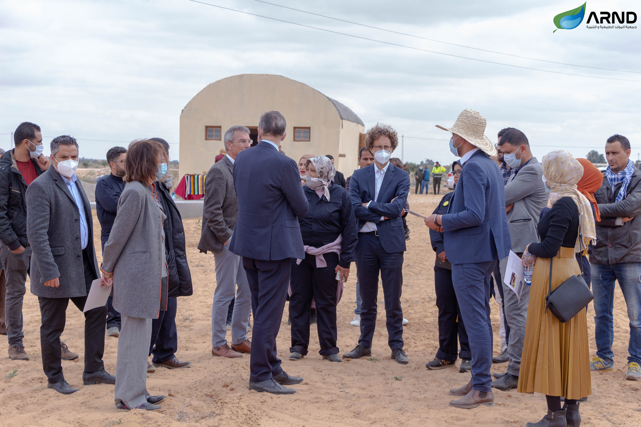 Projet Dar Si Said, Regueb Sidi Bouzid